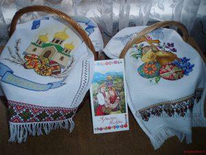 5. Великодній хліб і рушник