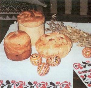 5. Великодній хліб